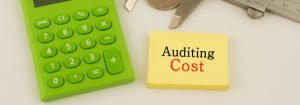 ISO 9001 auditing cost