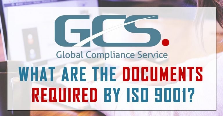 What are the documents required for ISO 9001