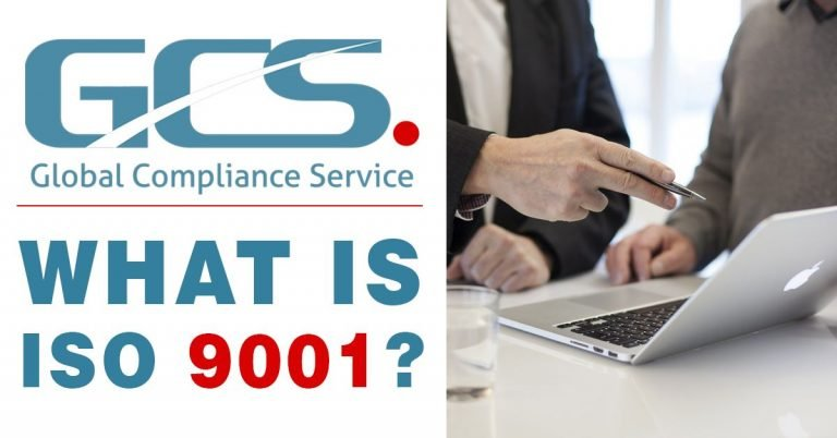 What is iso 9001