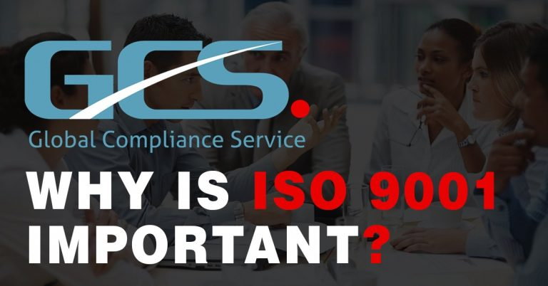 Why is ISO 9001 important